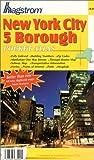 img - for New York City 5 Borough Pocket Atlas book / textbook / text book
