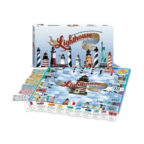 Lighthouse-Opoly (Seascape Lighthouse)