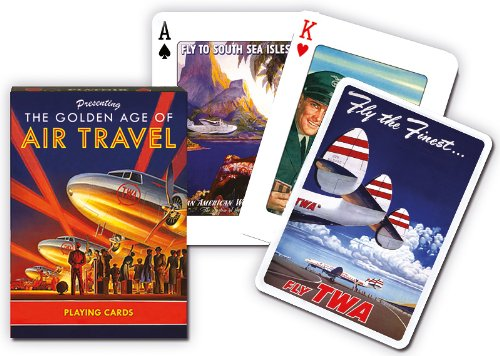 Piatnik Air Travel Playing Cards