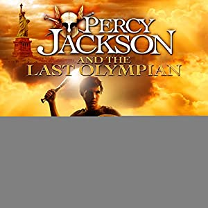 Percy Jackson and the Last Olympian Audiobook