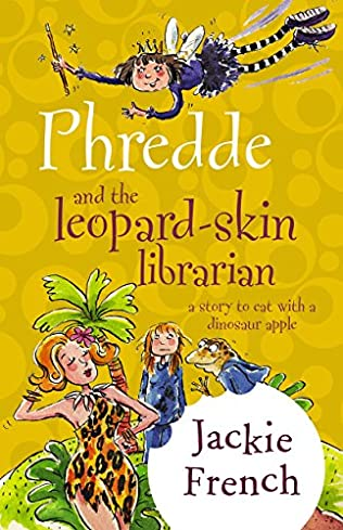 book cover of Phredde and the Leopard Skin Librarian
