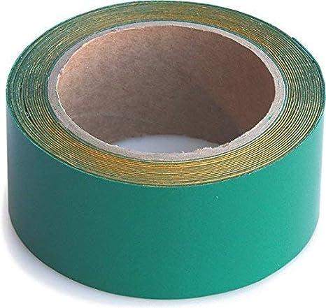 wupsi Cinta de reparación de PVC para todas las lonas y láminas, Verde, 5 Cm X 5 M: Amazon.es: Bricolaje y herramientas