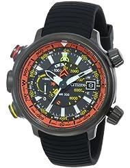 Citizen Mens BN5035-02F Altichron Titanium Eco-Drive Watch
