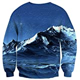 TUONROAD Ugly Christmas Sweater Hilarious Gold Gift