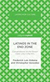 img - for Latinos in the End Zone: Conversations on the Brown Color Line in the NFL (Latino Pop Culture) book / textbook / text book