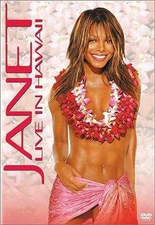 Amazon com: Janet - Live in Hawaii: Janet Jackson, David