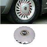 Center Wheel Hub Cap Cover for Ssangyong 2004-2005 Roius(Stavic) OEM Parts x 4P