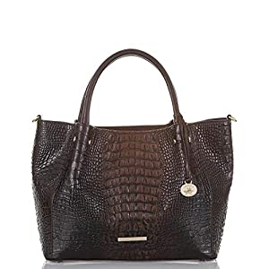 Brahmin Sparrow Small Mallory Satchel