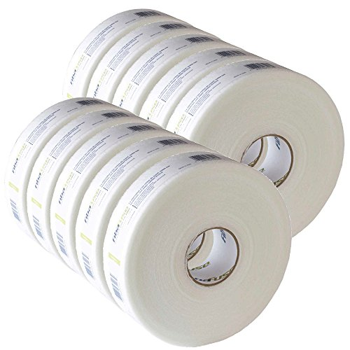 Cheap Fiba-Fuse Drywall Fiber Tape - Fuses with Mud for Strong, No-Crack Finish (10-Roll Case) hot sale