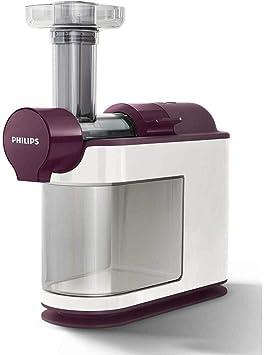 Philips - licuadora Avance hr1891/80 con tecnología micromasticating.: Amazon.es: Informática