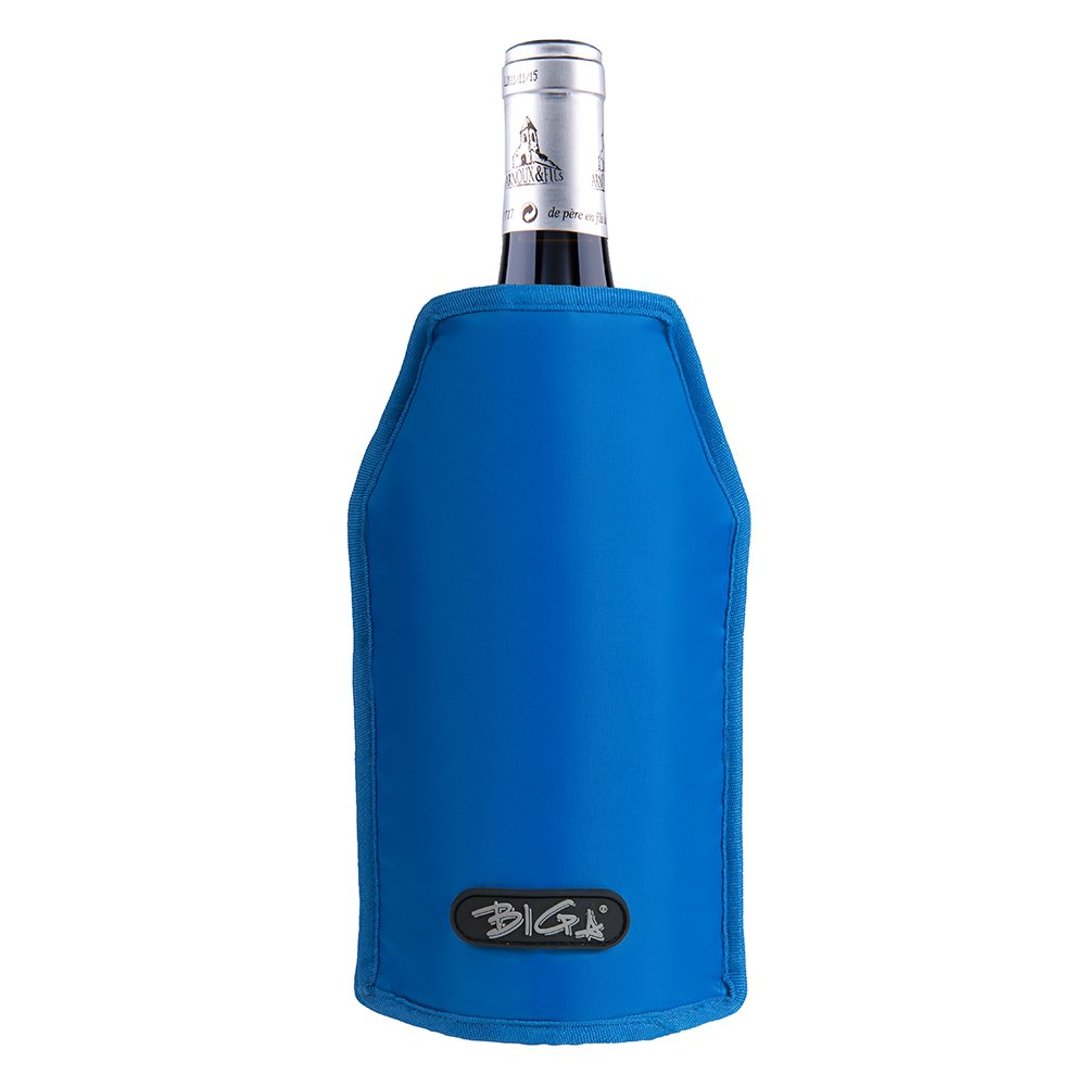 Wine Chiller Sleeve With Protector Keep Cool 2 Hours Up for Luxury Champagne Burt White and Red Wine