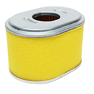Replacement Honda GX160K1 (Type RHA)(VIN# GC02-2000001-8669999) Small Engine Air Filter - Compatible Honda 17210-ZE1 Filter
