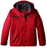 youth insulated jacket - Arctix Boys Cyclops Insulated Jacket, Large, Formula One Red