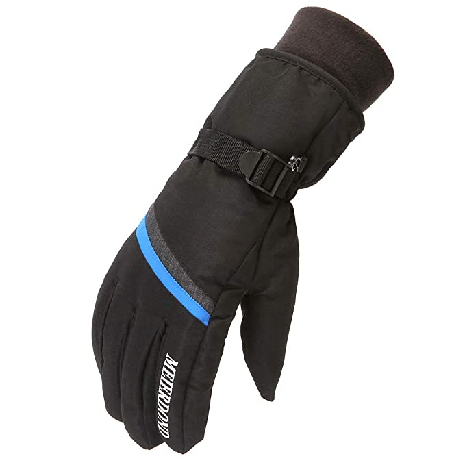 af8cdfc4c Zerototens Children Sports Gloves,Waterproof Ski Snowboard Gloves Windproof  Warmest Comfy Winter Outdoor Snow Skiing