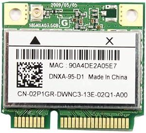 Dell Inspiron M5030 N5030 Mini Wifi Wireless Card 2p1gr Ar5b95