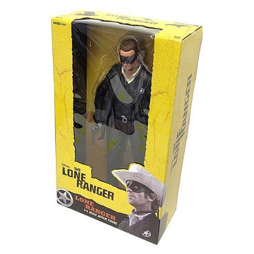 Neca [UK-Import] The Lone Ranger 1 4 Scale Figure B00BJTFFLA Fantastische Kreaturen Großhandel | Förderung