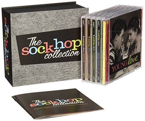 Price comparison product image The Sock Hop Collection (8CD)