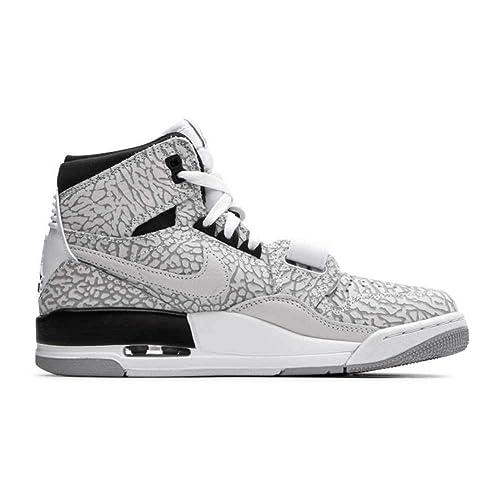 online store 1501a 0287a Jordan Legacy 312 PS Scarpe da Basket Bambino, Bianco White Black 000, 28