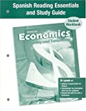 Economics Today and Tomorrow : Spanish Reading Essentials and Study Guide: Student Workbook, McGraw-Hill, 007864044X