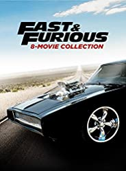 Fast & Furious 8-Movie Collec