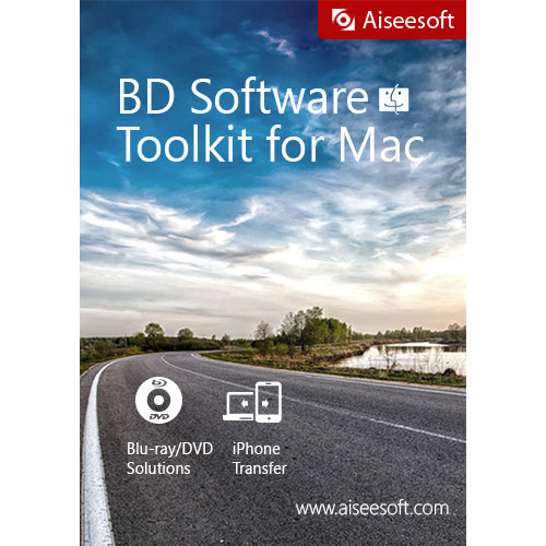 BD Software Toolkit for Mac - All-in-one Blu-ray/DVD/video media solution [Download]