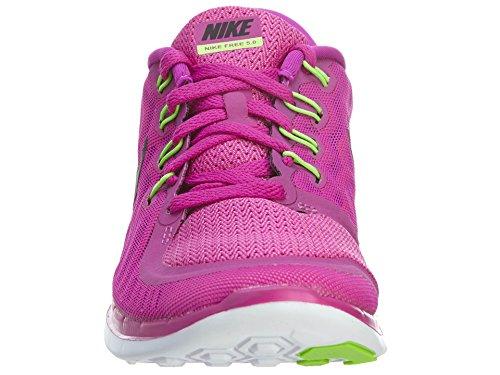 5 Violet Nike Zapatillas mujer 0 de Free entrenamiento para Flash Power Lava Black Hot Fuchsia Pink Hqqaxw58