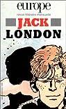 Jack London, numéro 844-845 par Europe