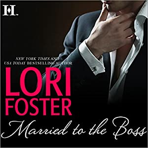 Married to the Boss Audiobook