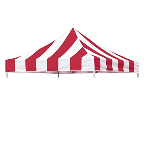 Eurmax New Pop Up 10X10 Replacement Instant Ez Canopy Top Cover Stripe Red  sc 1 st  Amazon.com & Amazon.com : Eurmax New Pop Up 10X10 Replacement Instant Ez Canopy ...