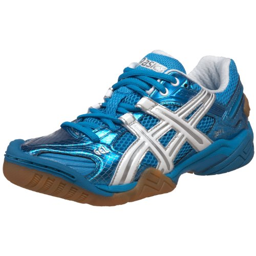 ASICS Women's GEL-Domain 2 Volleyball Shoe,Diva Blue/White/Diva Blue,8.5 M US (Asics Gel Domain)