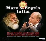 Marx & Engels intim von Harry Rowohlt und Gregor Gysi