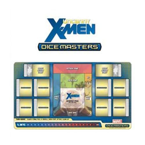 Marvel Dice Masters: The Uncanny X-Men Dice Building Game Play (Play Dice Game)