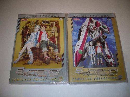 eureka 7 manga collection - 8