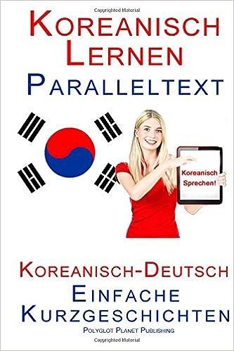 Koreanisch Lernen - Paralleltext - Einfache Geschichten Deutsch ...