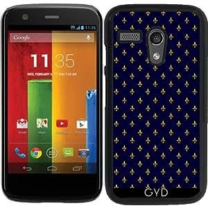 Funda para Motorola Moto G (Generation 1) - Lirios by wamdesign