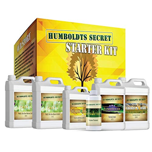 Humboldts Secret Starter Kit Pack