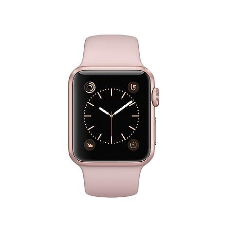 Apple Watch Series 2 OLED GPS (satélite) Oro Rosado Reloj Inteligente: Amazon.es: Electrónica