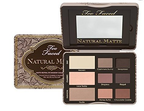 Too Faced Natural Matte Palette