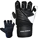 Best Weider-gym-equipment - Weightlifting Gloves with over 18-inch Wrist Wrap Support Review