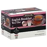 Bigelow English Breakfast Tea, K-Cup Portion Pack for Keurig K-Cup Brewers, 12-Count (Pack of 3)