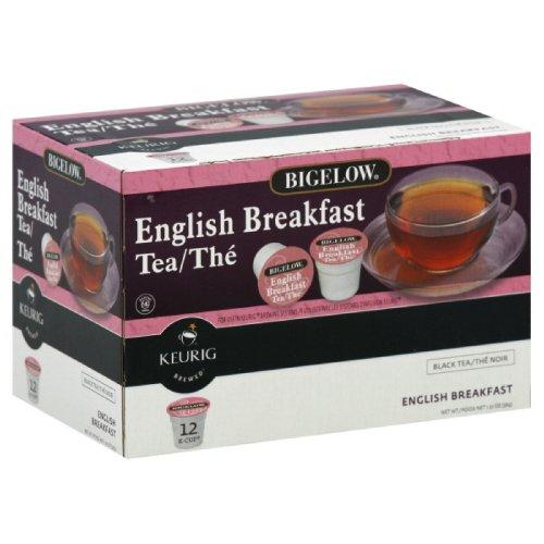 Bigelow English Breakfast Tea, K-Cup Portion Pack for Keurig K-Cup Brewers, 12-Count (Pack of 3) by Bigelow Tea