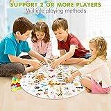 ALLCELE Board Games for Kids,Detective Game for