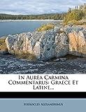 In Aurea Carmina Commentarus, Hierocles Alexandrinus, 1271525348