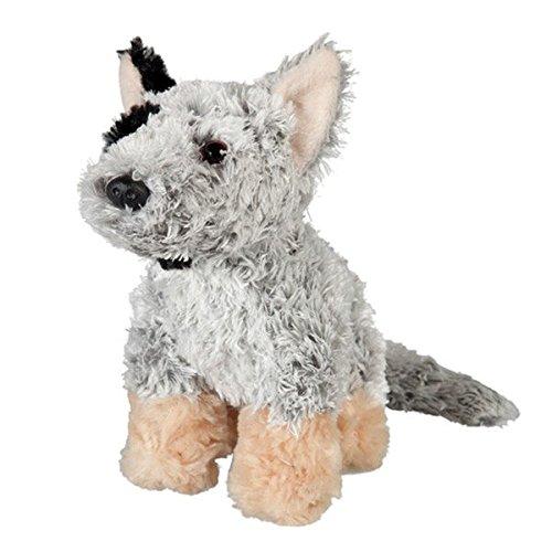 Minkplush Heeler Cattle Dog Soft Plush Toy Small Little Mate
