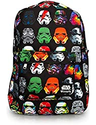 Loungefly x Star Wars Multi Colored Stormtrooper Backpack