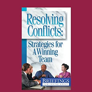 Resolving Conflicts Audiobook