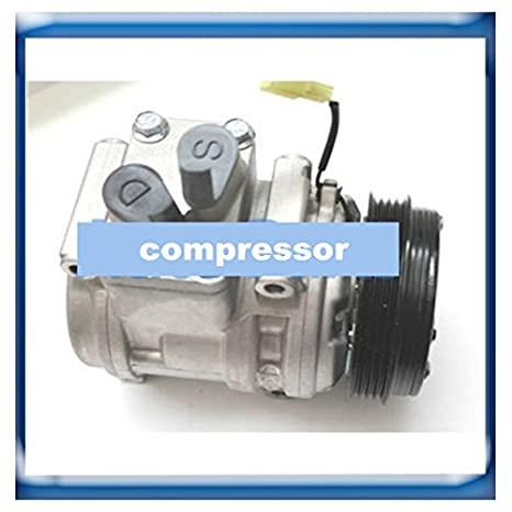 GOWE compressor for SP10 auto air conditioner compressor for Chevrolet Aveo 95925478 95955943 96416373 720171 716110 082822 - - Amazon.com