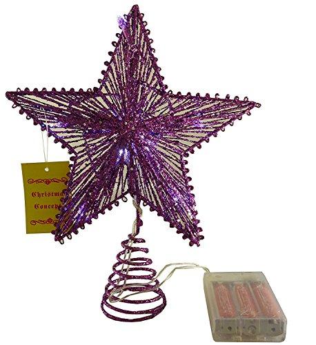 Purple Christmas Tree Decorations: Amazon.com