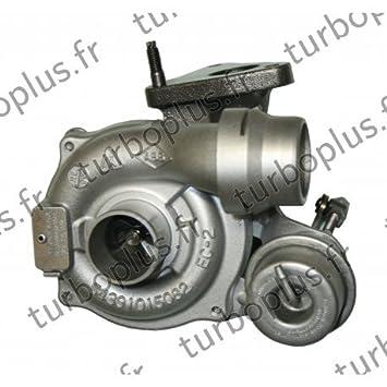 Turbo Renault Scenic II 1.5 DCI 86 CV 54359900029, 54391015082: Amazon.es: Coche y moto