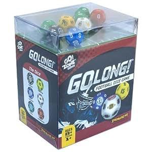 GoLong! The Football Dice Game